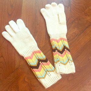 Missoni for Target kids sweater gloves